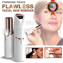 FLAWLESS Mini Beauty Facial Hair Remover Shave Women Instant Painless