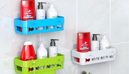 Singapore Seller Bathroom Sanitary Rack/Wall Basket/Toilet Basket/Kitchen Racks/ Toilet Rack/Shelf