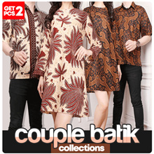 Batik Couple Collection