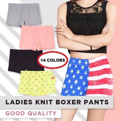 Best Seller Ladies Knit Boxer Deals for only Rp35.000 instead of Rp35.000