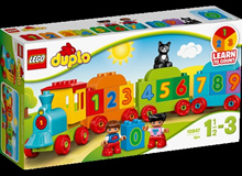 LEGO 10847 Duplo: Number Train
