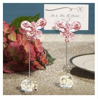 Wedding Supplies Business Card Holder