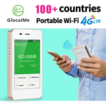 【Local Shipping】GlocalMe Worldwide Private Wifi Hotspot Roaming Free 4G LTE High Speed SG Warehouse