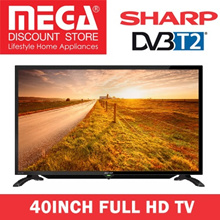 SHARP LC-40LE280X 40INCH FULL HD LED TV / LOCAL WARRANTY