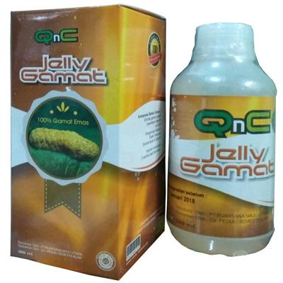 QnC Original Jeli Gamat Gold Jelly Extract Sea Cucumber SJ0025
