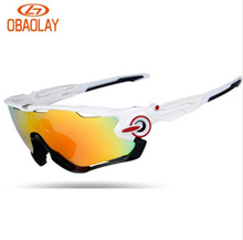 Brand Sports Men Polarized Sunglasses Outdoor Cycling Glasses Sports Goggles