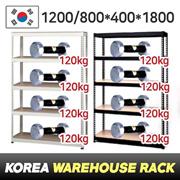 MAIN SALE ITEM [800*1800] HEAVY DUTY★Boltless Rack★Made in KOREA★No bolts★Easy assembly★Warehouse