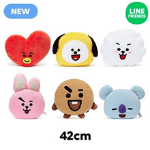 [LINE FRIENDS]BT21_SMILE CUSHION_42cm