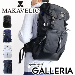 MAKAVELIC デイパック リュックサック マキャべリック SIERRA SUPERIORITY DOUBLE BELT LARGE メンズ レディース 3105-10110【正規取扱店】