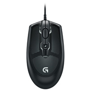 Logitech G100s Optical Gaming Mouse Color: Black / Size: 6.3x11.7x3.8cm / Weight: 82g / Gaming Recommended New