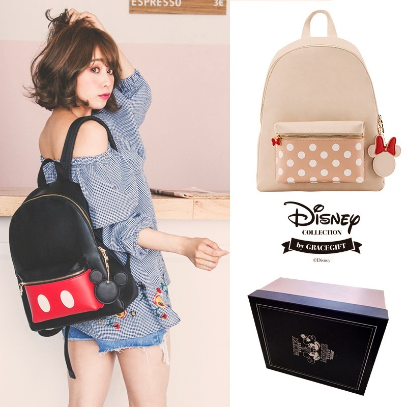 Qoo10 - Disney miqimini Grace gift bag cartoon cute shoulder bags ... fff79cdaf6986