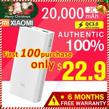 🌟100%Authentic Xiaomi 🌟10000mAh New  / 20000mAh 🌟Big Capacity Powerbank Fast Charger