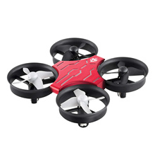 Voyage Aeronautics Micro Drone with Remote - Red
