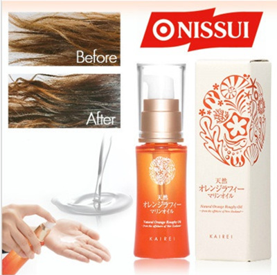 Nissui Natural Orange Roughy Oil