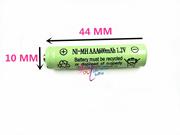 4-20PCS 10450 1.2V 600MAH Rechargeable Battery 600mAh Real Capacity NiMh AAA Batteries Set with 1000