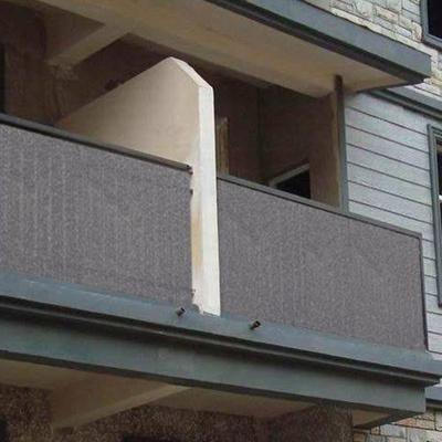 Qoo10 - 90*500cm Balcony Visibility UV Protection Balcony