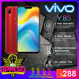 Vivo Y85 Android Mobile Phone 3pm.sg