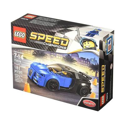 qoo10 - lego speed champions bugatti chiron-75878 : toys