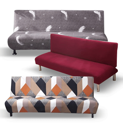 SOFA BED COVER | Sarung Sofa / Kursi Tamu Deals for only Rp105.000 instead of Rp256.098