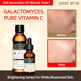 ▶TODAY ONLY◀2nd Generation of Miracle Toner!! SOMEBYMI GALACTO VITAMIN C Line/TONER/SERUM/CREAM/SOAP