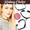 1+1 CHOKER ON SALE! [HOT TREND] KALUNG CHOKER - READY STOCK | GRAB IT FAST
