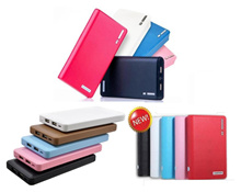 iBattery Powerbank Collection Series 20000 30000 MAH Super Fast Charging Wallet Power Bank