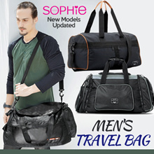 KOLEKSI TAS PRIA -  MENS BAGS COLLECTION - TRAVEL BAG - BACKPACK - SHOULDER BAG