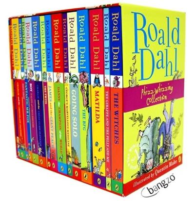 Qoo10 Roald Dahl 15 Book Box Set By Roald Dahl Collectibles Books