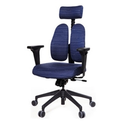 [Duo Tex] DT-2500GI / natural latex chair / ergonomics / comfort / latex foam / air-cell
