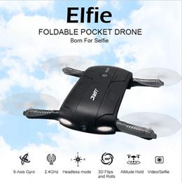 Mini JJRC H37 RC Drone WiFi 720P Camera Altitude Hold Headless Mode Wireless control RC Quadcopter