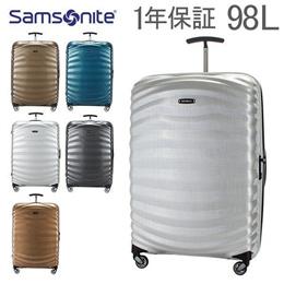 【1年保証】サムソナイト Samsonite ライトショック スピナー 98L 75cm 軽量 62766 Lite Shock SPINNER 75/28 スーツケース キャリーバッグ 4輪 キャリ