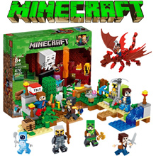 NEW ARRIVALS Minecraft Buliding Nano Block Kids Toy
