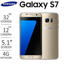 Samsung Galaxy   S7 / S7edge 32GB Refurdish Unlocked white  100% original device