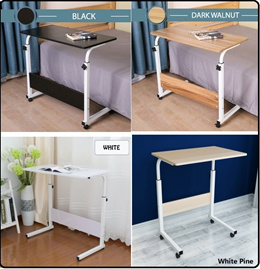 Adjustable Laptop Table/Laptop Desk/Foldable Laptop Table/Wall Decal/Foldable Tote Bag/Air Mouse