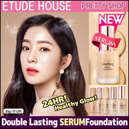 ★ETUDE HOUSE★ Double Lasting(SPF42/PA++) /Serum Foundation (SPF25/PA++)
