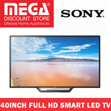 SONY KDL-40W650D 40INCH FULL HD SMART LED TV / LOCAL WARRANTY
