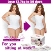 4+1+Free shipping[High Class slimming solution for people having no time to exercise]For you sitting at work/Fat burner/diet/Garcinia Cambogia