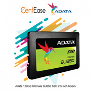 Adata 120GB Ultimate SU650 SSD 2.5 inch 6GB/s