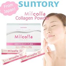 R ★ 【Suntory Milcolla Collagen】 【Diimpor dari Jepang】