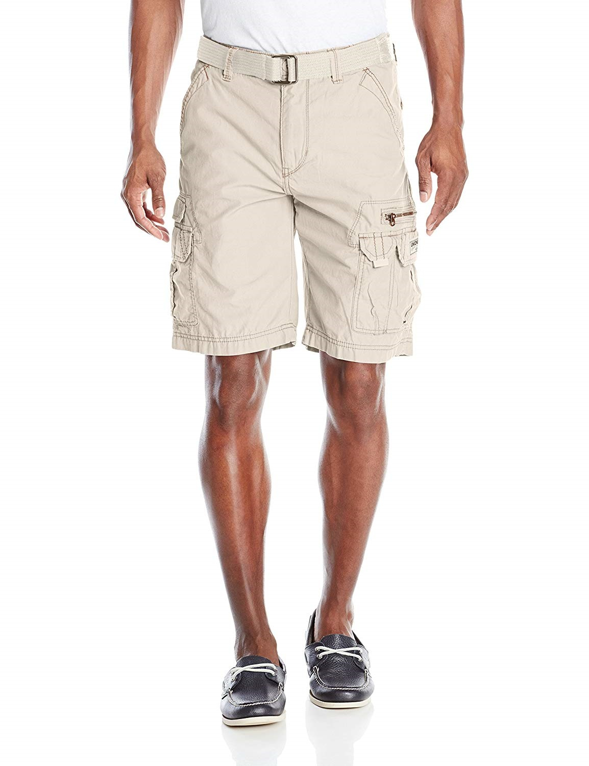 f559bc2ba5 actual size. prev next. UNIONBAY Unionbay Mens Bailey Belted Cargo Short