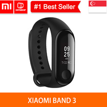 💖READY STOCK💖 [Xiaomi Band 3] Original Xiaomi Mi Band Bracelet Wristbands  - 1stshop Singapore