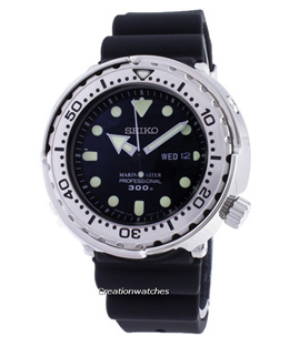[CreationWatches] Seiko Prospex SBBN033J1 SBBN033J Marine Master Professional 300M Mens Watch
