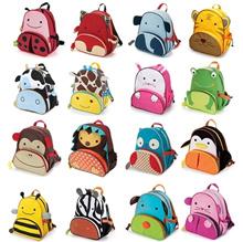 【TEEMI】 Animal Design School Bag for Kids/Children/Toddler- [3 Pcs in One Shipping Rate]