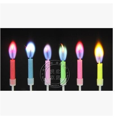 Sinfore 5pcs Set Amazing Two Layers With 14 Small Candles Lotus Happy Birthday Spin Singing Romantic