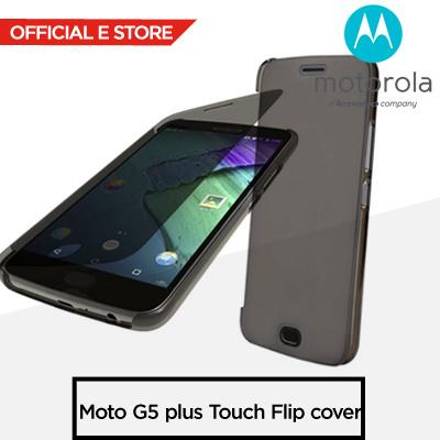 online store 271d6 11c40 MOTOROLAMoto I Moto G5 plus Touch Flip cover