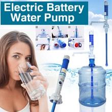 POMPA GALON ELEKTRIK | Electric Battery Water Pump Drinking Dispenser Gallon Bottles