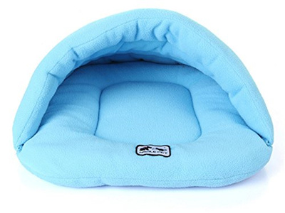 5fed9b3ed570 Qoo10 -  DK  Cat Sleeping Bag 4-Size Pets Beds Warm Snuggle Sack ...