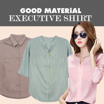 New Collection! Executive Shirt Deals for only Rp85.000 instead of Rp85.000