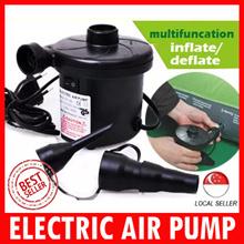 Electric air Pump / Electrical Air Bed Pump*Air bed*Air Sofa*Air swim rings*Inflation +Deflation