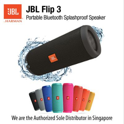 BUY JBL Flip 3 w/ Local Warranty